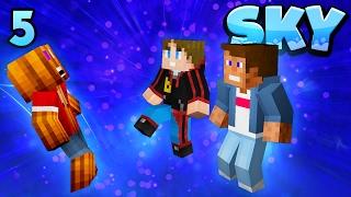RACHE AN HAUBNA MIT DNER | Minecraft SKY #5 | baastiZockt