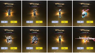 I got Mythic or legendary items Free from PUBG Mobile (PMCO Swag)
