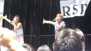 RSP at Anime Expo 2010 clip of Tabidatsu Kimi he