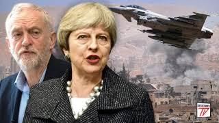 Los Satanistas Globalistas Dicen que el Ataque a Siria ha sido Todo un Éxito