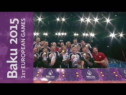 Men's Gold Medal Match Full Replay | Volleyball | Baku 2015 European Games