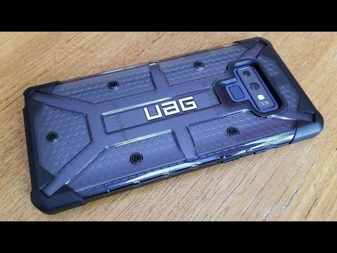 brand new c41c0 4f8dc UAG Plasma Galaxy Note 9 Case Review - Fliptroniks.com