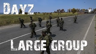DayZ Standalone: Große Gruppe !