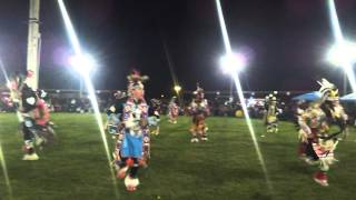 Mens Chicken 2nd song @ eastern Shoshone indian days 2012