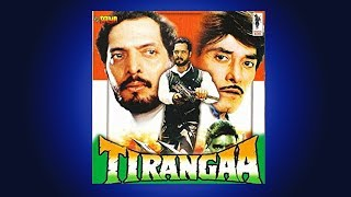 Pile Pile O Mere Raja | Raj Kumar, Nana Patekar | Tirangaa | Mohammed, Sudesh,Santosh | Hindi || NV