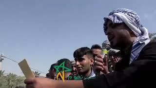 هوسات الشاعر فواد العطار في تشییع شیخ سردال عساکره