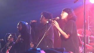 Hindia & Lomba Sihir - Jam Makan Siang [featuring Matter Mos] (Live at Perayaan Bayangan 04/12/2019)