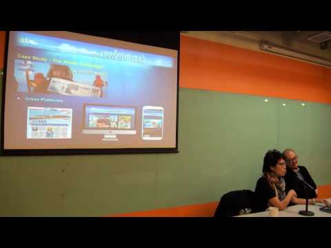 ICE Days - Build Digital Strategy for the Biggest Online by Mo & Christina