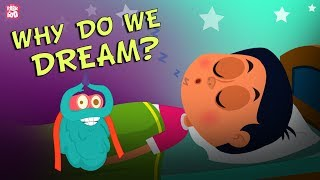 Why Do We Dream? | The Dr. Binocs Show | Best Learning Videos For Kids | Peekaboo Kidz