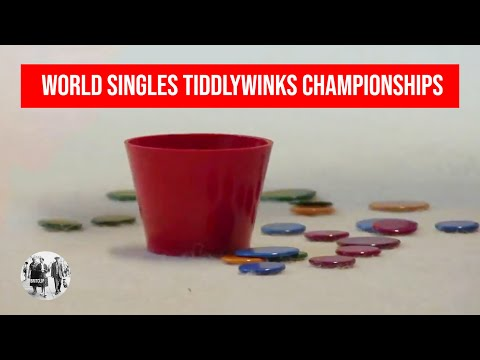 Tiddlywinks competition