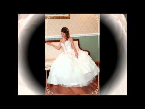 Видео Свадебные платья в стиле ампир