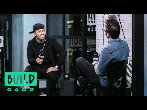 "Nicky Jam Discusses His Album, ""Fénix"""