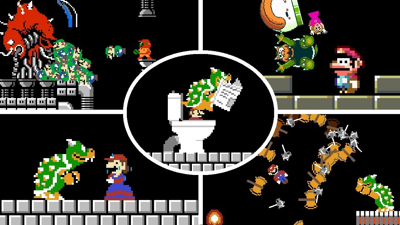 Download Level UP: Funniest Mario videos ALL EPISODES (Season 2)