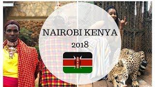 Nairobi Safari Walk and Giraffe Centre  (petting exotic animals and more)