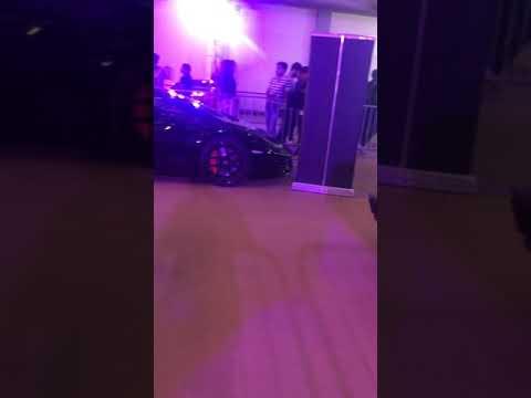 LAMBORGHINI's at petes auto show in kochi
