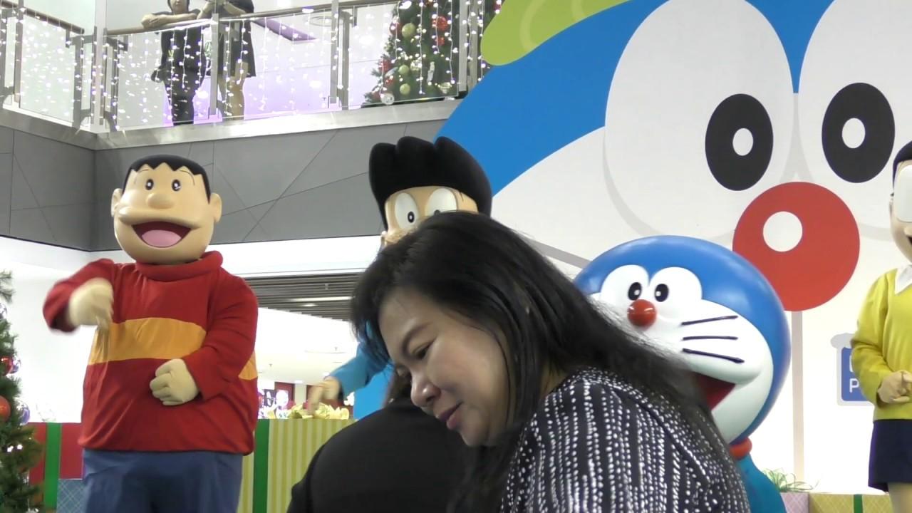 Sekitar Pembukaan Doraemon Pop Up Store Johor Bahru