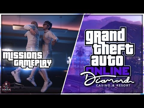 Gta Online Casino Mission Rewards
