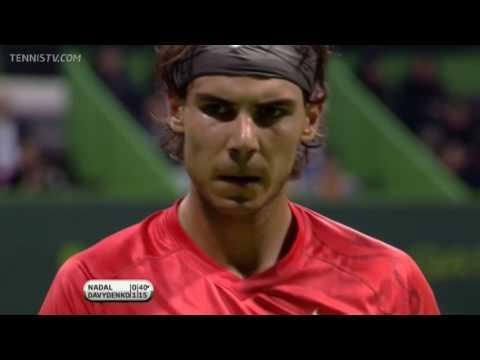 24 - Nadal vs Davydenko - SF Doha 2011 - full match