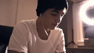 Asher Angel &quot One Thought Away&quot ft Wiz Khalifa Lyric