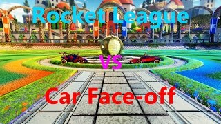 Octane vs Breakout Rocket League Car Face-Off