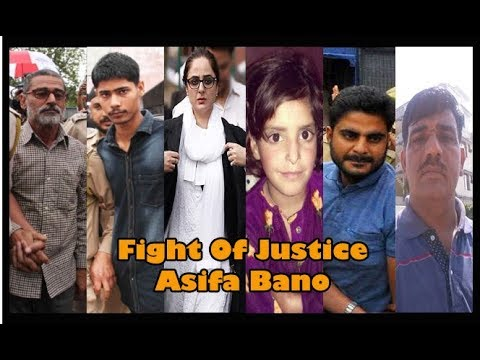 Asifa Bano Fight of Justice