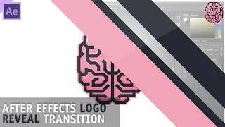 Tutorial: Logo Reveal Transition | After Effects CC by Qehzy