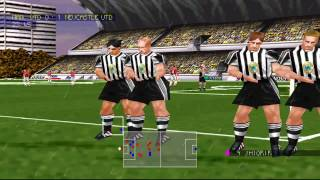 Playstation 1: Adidas Power Soccer 98