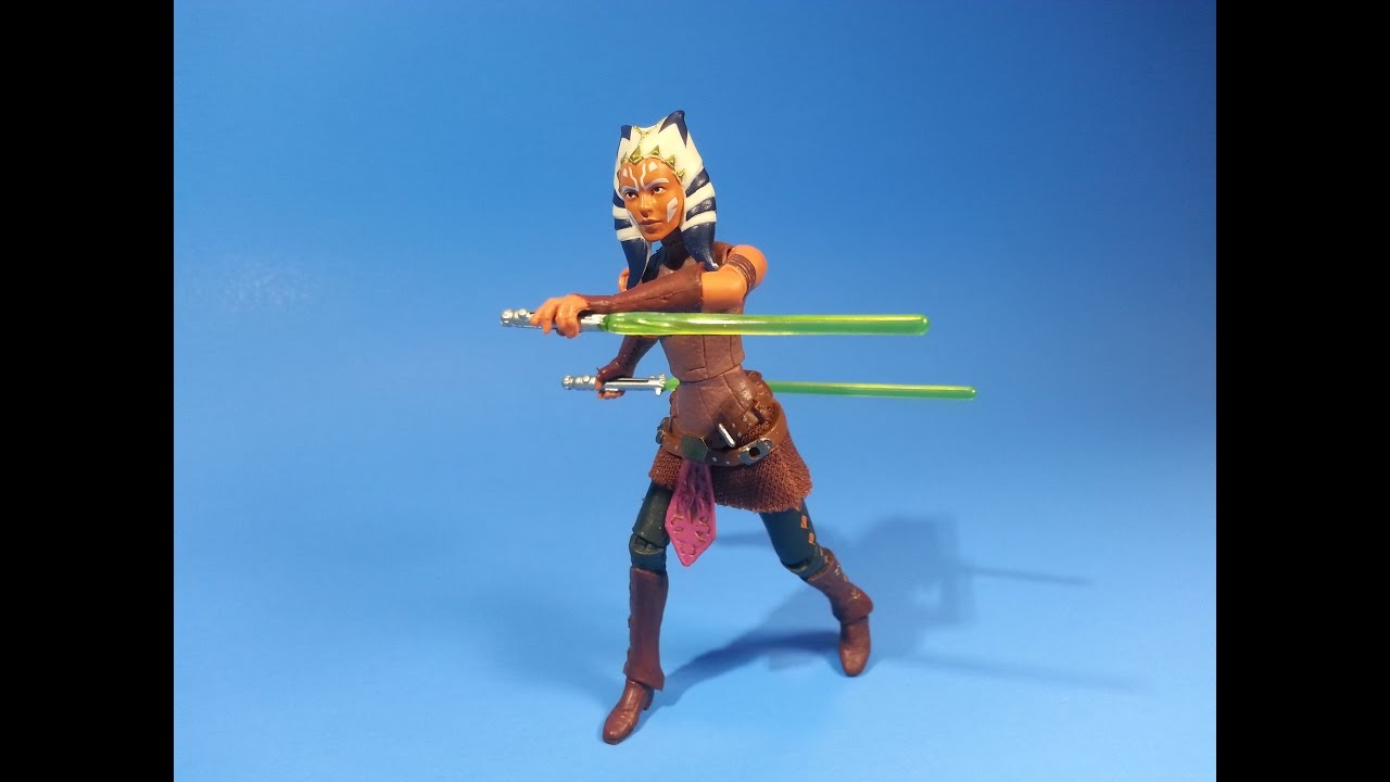 Star Wars The Black Series Ahsoka Tano WALMART EXCLUSIVE 3.75/""
