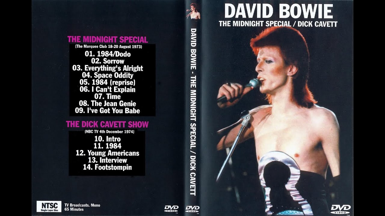 Everything Wrong: 12 Strangest Decisions of David Bowie — Bird In Flight
