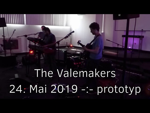 20190524 - prototyp - The Valemakers - City Sounds
