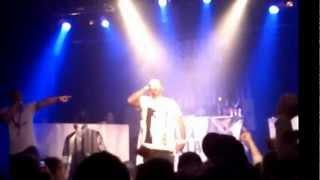 FLER & SILLA - Spiegelbild / Dirty White Boy (Live) - SBM2 Tourauftakt Essen 05.04.12