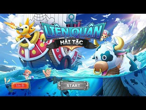 Liên Quân Hải Tặc: Game lấy đề tài One Piece cập bến Việt Nam