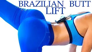 20 Minute Butt Lift Workout for Beginners: Tone & Shape Glutes Exercise Routine at Home thumbnail