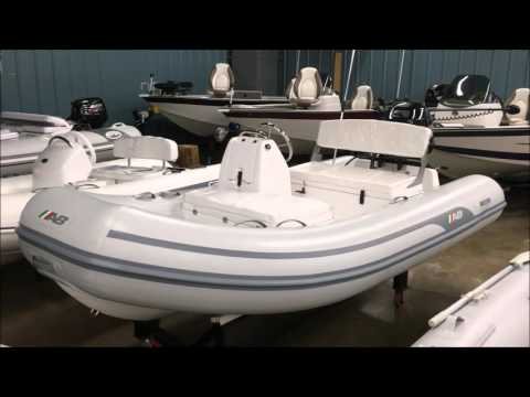AB 12 VSX Inflatable Boat For Sale Racine Riverside Marine