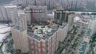 видео Жилой комплекс Мортонград Путилково