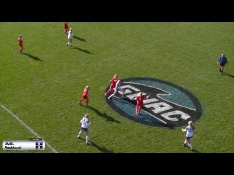 Rockhurst Women's Soccer vs. Missouri-St. Louis