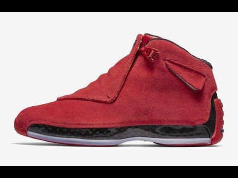 abf60ee0b26d43 Air Jordan 18 Toro
