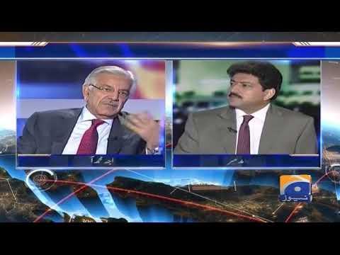 Capital Talk - 16 August 2017 - Geo News