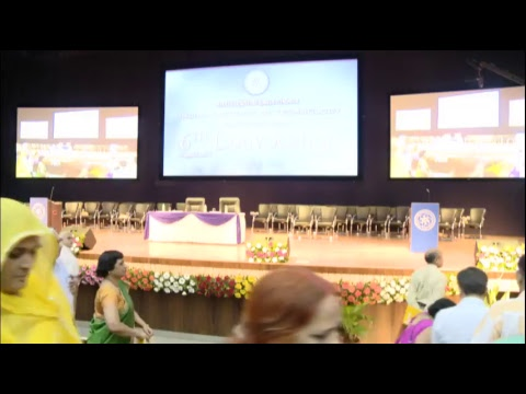 6th Convocation of IIT Gandhinagar, 2017