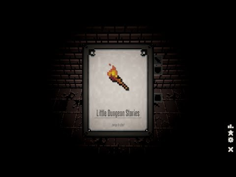 Little Dungeon Stories -- First Look (Pre-Release Version) |