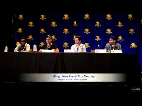 Dragon Con 2014: Falling Skies Panel #3 - Sunday