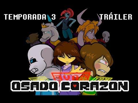 Osado Corazón, Tráiler tercera temporada