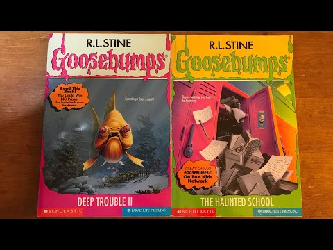 Deep Trouble II (Goosebumps, Book 58)