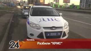 В Казани подросток сломал камеру фиксации нарушений