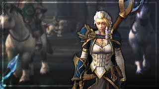 Jaina Cutscene - Lady Katherine's Court  - Battle for Azeroth
