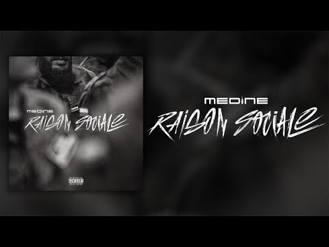 Médine - Raison Sociale (Official Audio)
