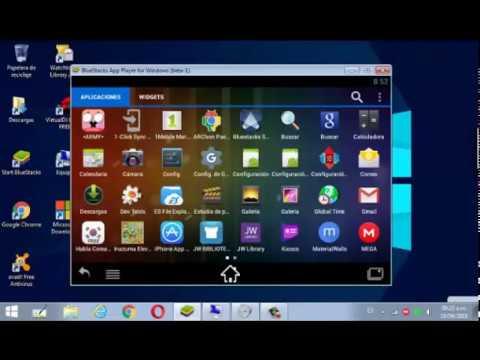Descargar,Acelerar E Instalar Bluestacks En PC De 1GB De Ram |MEGA|