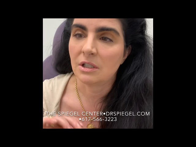 Botox Maintenance At The Spiegel Center