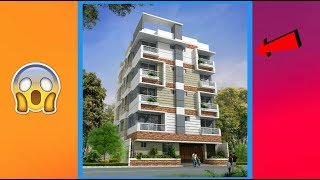 Awesome Modern style house designs !! Bangladeshi & Indian style. Must watch.