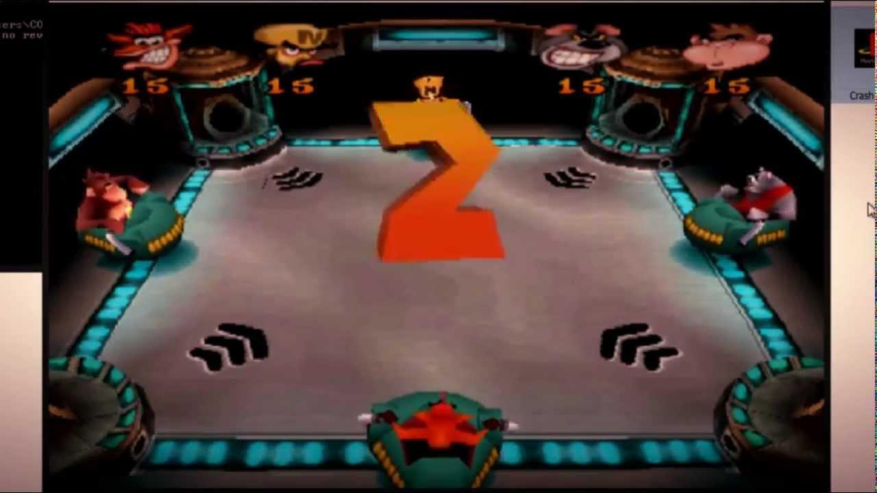 تحميل لعبة كراش باش سوني ون 1 على الكمبيوتر